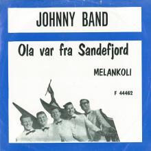 Johnny Band - Ola Var Fra Sandefjord